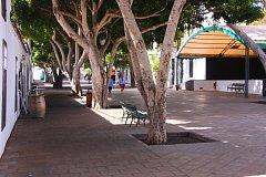 Restaurant Puerta Verde in Haria